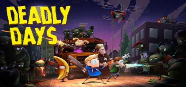 Deadly Days Free Download FULL Version Crack PC Game