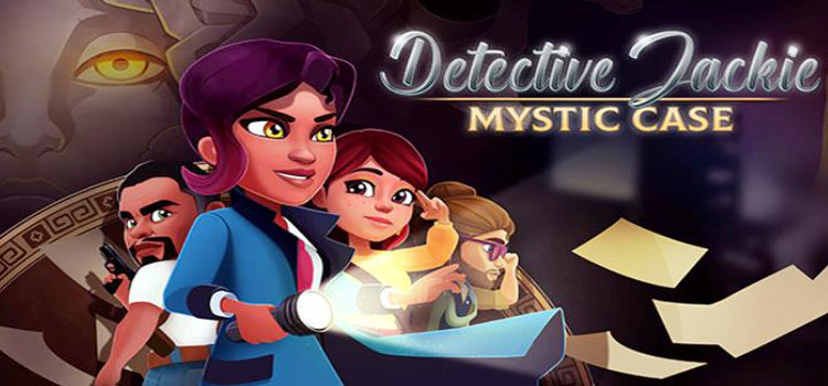 Detective Jackie Mystic Case Free Download Full PC Game