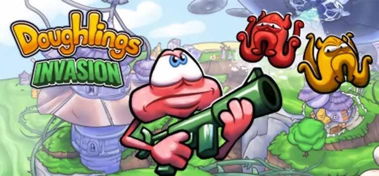 Doughlings Invasion Free Download FULL Version PC Game