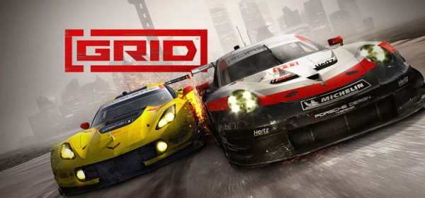 GRID Free Download FULL Version Crack PC Game Setup