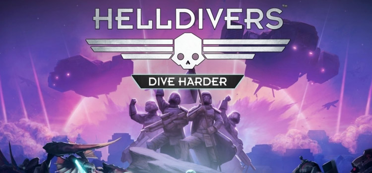 HELLDIVERS Dive Harder Free Download Full Version PC Game
