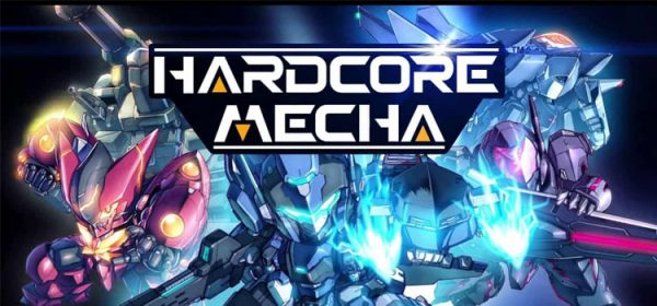 Hardcore Mecha Free Download Full Version Crack PC Game