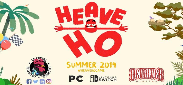 Heave Ho Free Download Full Version Crack PC Game Setup