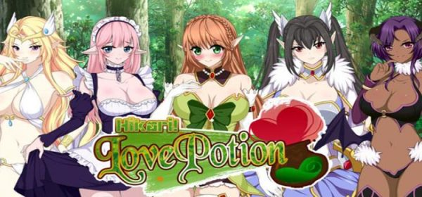Hikari Love Potion Free Download FULL Version PC Game