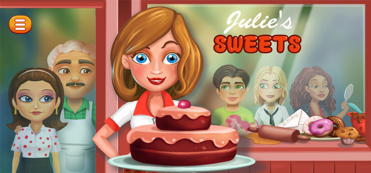 Julies Sweets Free Download FULL Version Crack PC Game