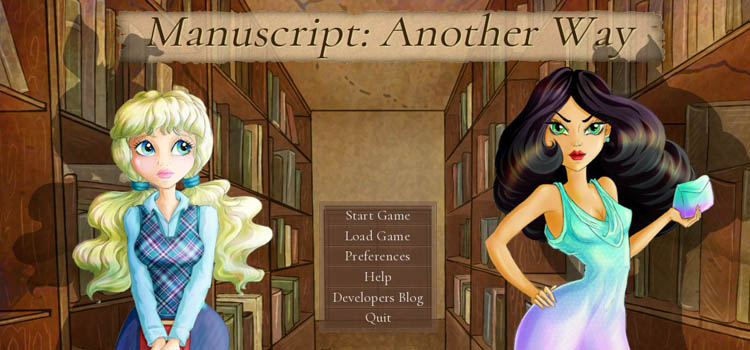 Manuscript Another Way Free Download Full Version PC Game
