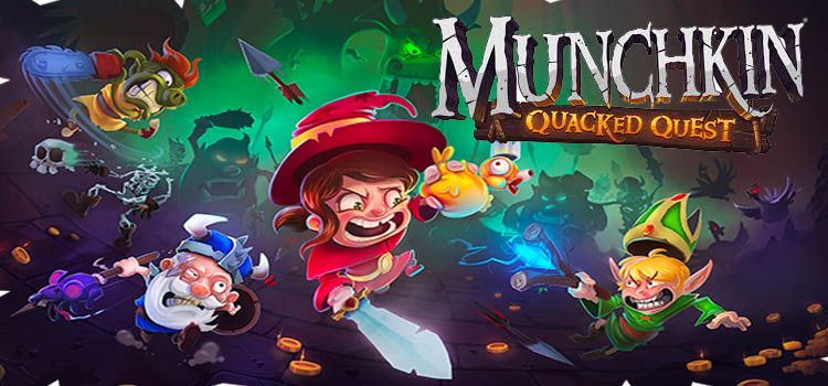Munchkin Quacked Quest Free Download Full Version PC Game