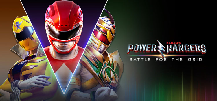 Power Rangers Battle For The Grid Free Download PC Game