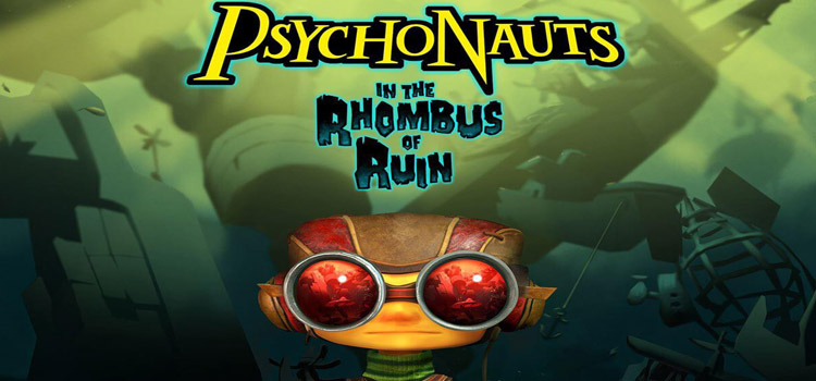 Psychonauts In The Rhombus Of Ruin Free Download PC Game