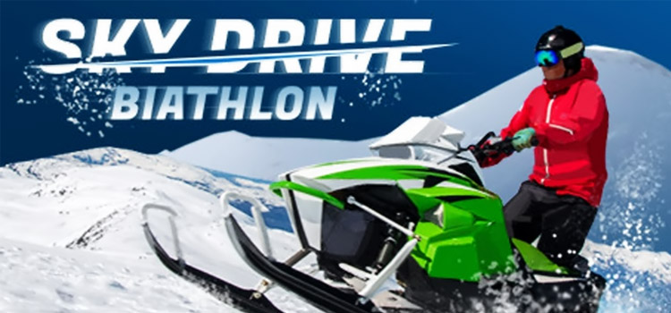 Ski Drive Biathlon Free Download FULL Version PC Game