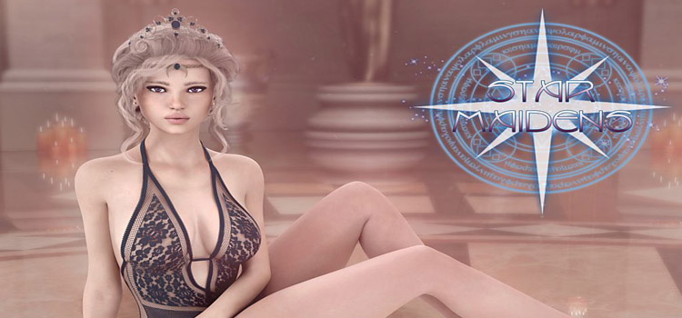 Star Maidens Free Download FULL Version Crack PC Game
