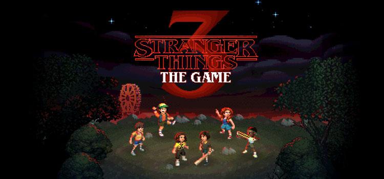 Stranger Things 3 The Game Free Download Full Version PC