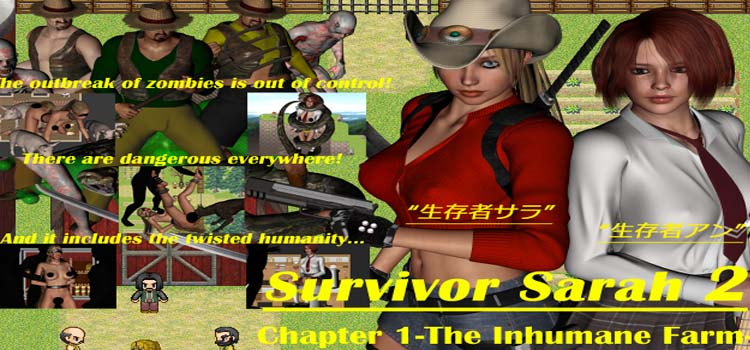 Survivor Sarah 2 Free Download Full Version Crack PC Game