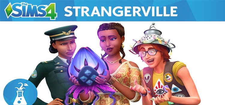 The Sims 4 StrangerVille Free Download FULL PC Game