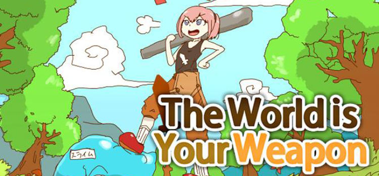 The World Is Your Weapon Free Download FULL PC Game