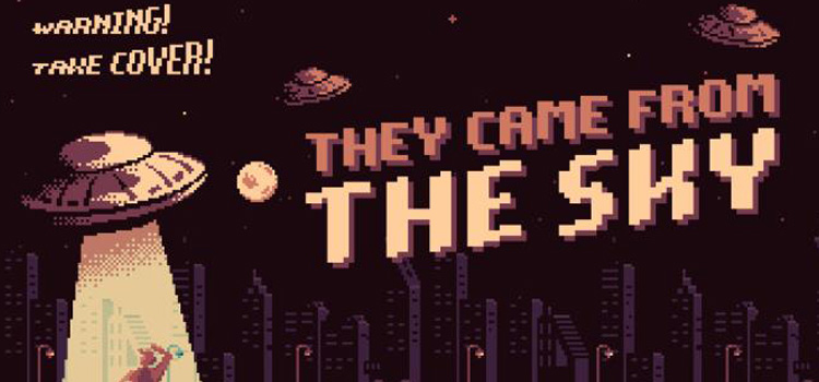 They Came From The Sky Free Download Full Version PC Game