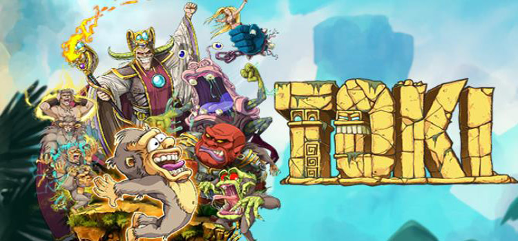 Toki Free Download FULL Version Crack PC Game Setup
