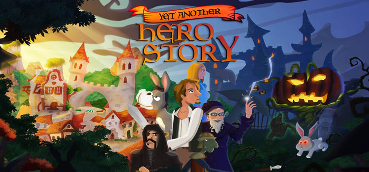 Yet Another Hero Story Free Download Full Version PC Game