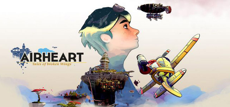 AIRHEART Tales Of Broken Wings Free Download PC Game