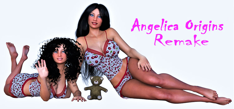 Angelica Origins Remake Free Download FULL PC Game