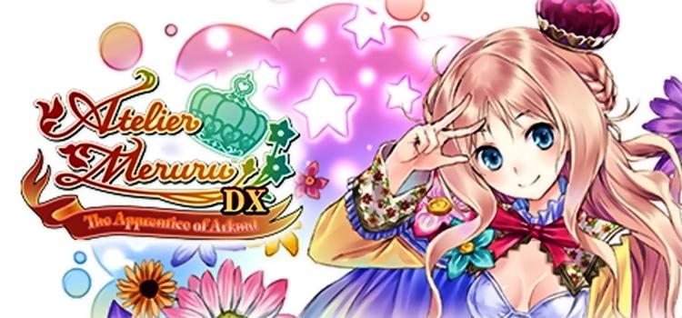 Atelier Meruru The Apprentice Of Arland DX Free Download