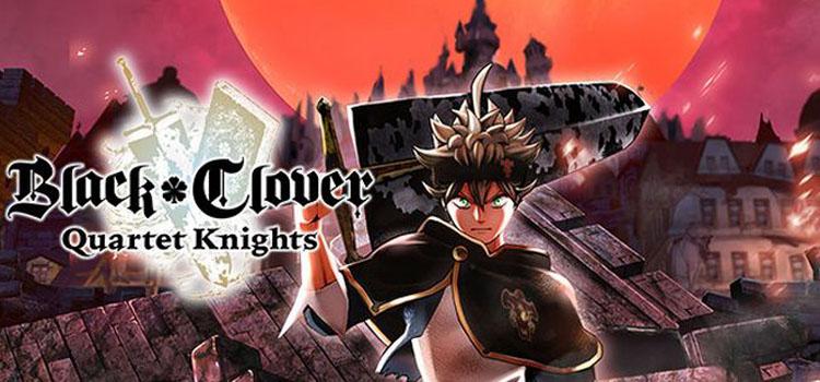 Black Clover Quartet Knights Free Download Full PC Game