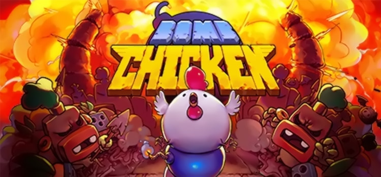 Bomb Chicken Free Download FULL Version Crack PC GameBomb Chicken Free Download FULL Version Crack PC Game