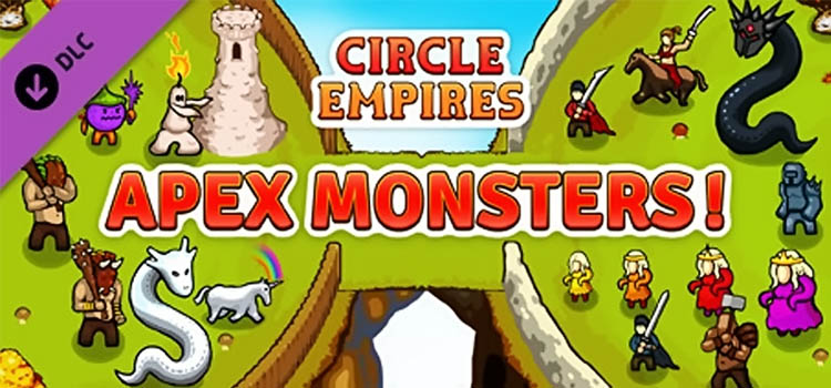 Circle Empires Apex Monsters Free Download Full PC Game
