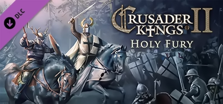 Crusader Kings II Holy Fury Free Download Full PC Game
