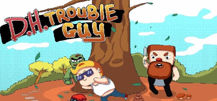 DH Trouble Guy Free Download Full Version Crack PC Game