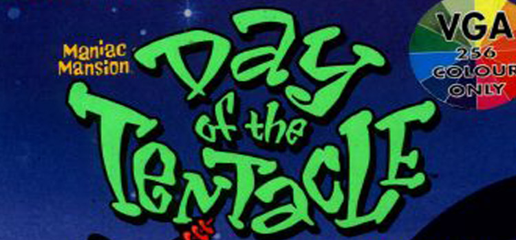 Day Of The Tentacle Free Download Full Version PC Game