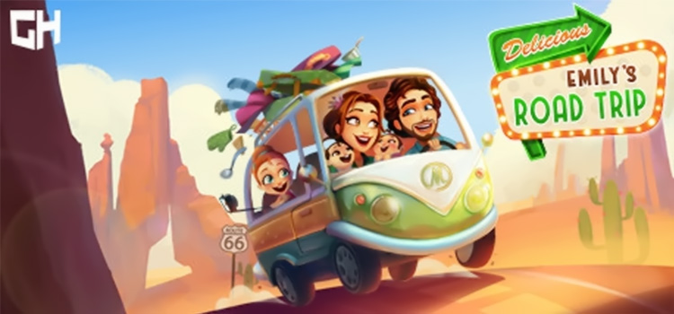 Delicious Emilys Road Trip Free Download FULL PC Game