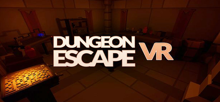 Dungeon Escape VR Free Download FULL Version PC Game