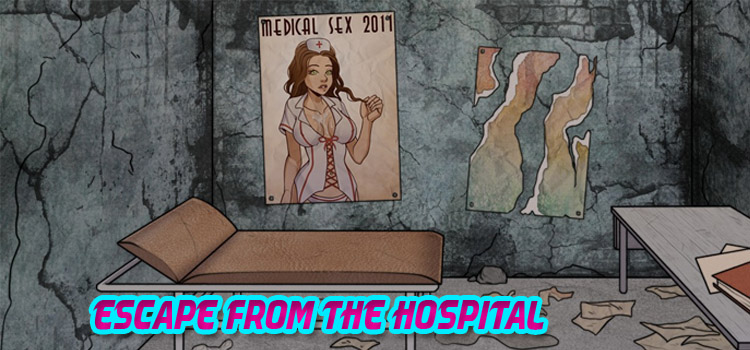Escape From The Hospital Free Download FULL PC Game