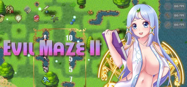 Evil Maze 2 Free Download FULL Version Crack PC Game