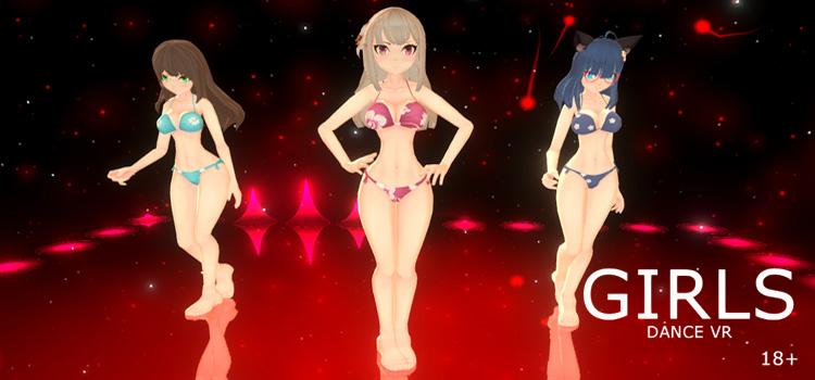Girls Dance VR Free Download Full Version Crack PC Game