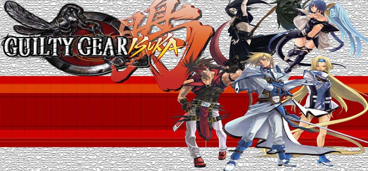 Guilty Gear Isuka Free Download FULL Version PC Game