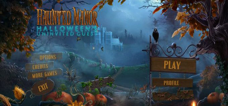 Haunted Manor Halloweens Uninvited Guest Free Download PC