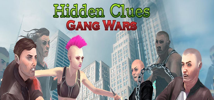 Hidden Clues 3 Gang Wars Free Download FULL PC Game