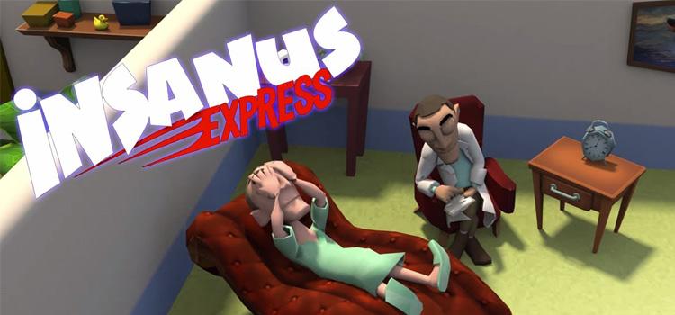 Insanus Express Free Download Full Version Crack PC Game