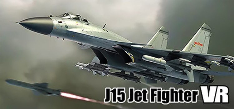 J15 Jet Fighter VR Free Download FULL Version PC Game