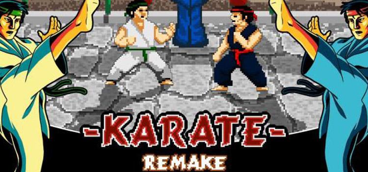 Karate Remake Free Download Full Version Crack PC Game