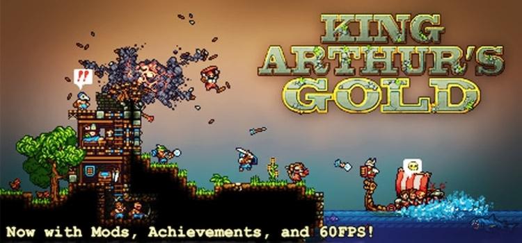 King Arthurs Gold Free Download FULL Version PC Game