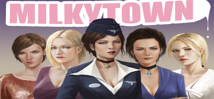 Milky Town Free Download FULL Version Crack PC Game