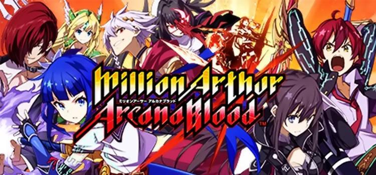 Million Arthur Arcana Blood Free Download FULL PC Game