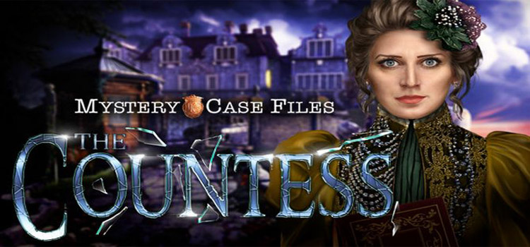 Mystery Case Files The Countess Free Download PC Game
