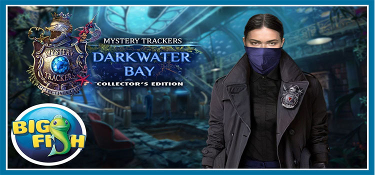 Mystery Trackers Darkwater Bay Free Download PC Game
