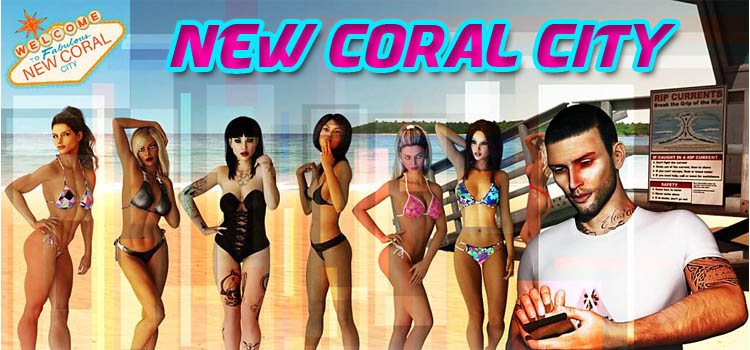 New Coral City Free Download Full Version Crack PC Game