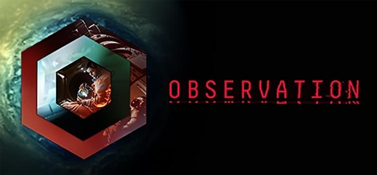 Observation Free Download FULL Version Crack PC Game