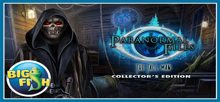 Paranormal Files The Tall Man Free Download Full PC Game